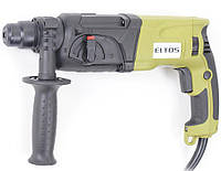 Прямой перфоратор ELTOS ПЭ-1200 (1.2 кВт, 3.3 Дж) Сверление с ударом