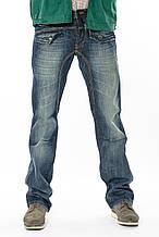 Джинсы мужские Franco Benussi 1193 темно-синие
