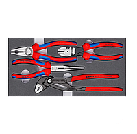 "Набор клещей ""Basic"", 4 пр. - Knipex 00 20 01 V15"