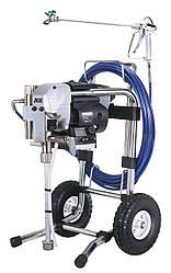 Безвоздушный распылитель с поршневым электронасосом AGP PM021