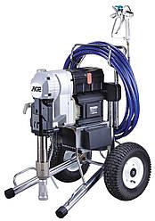 Безвоздушный распылитель с поршневым электронасосом AGP PM031