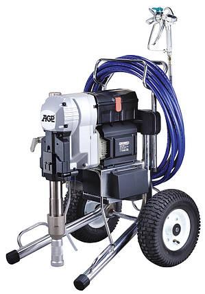 Безвоздушный распылитель с поршневым электронасосом AGP PM031, фото 2