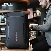 Рюкзак городской мужской Mark Ryden X-Ray Black. Мужской рюкзак для ноутбука Черный