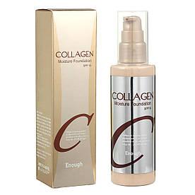 Тональный крем enough collagen moisture foundation spf 15 № 21