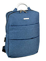 Рюкзак городской MEINAILI 013-blue, фото 1