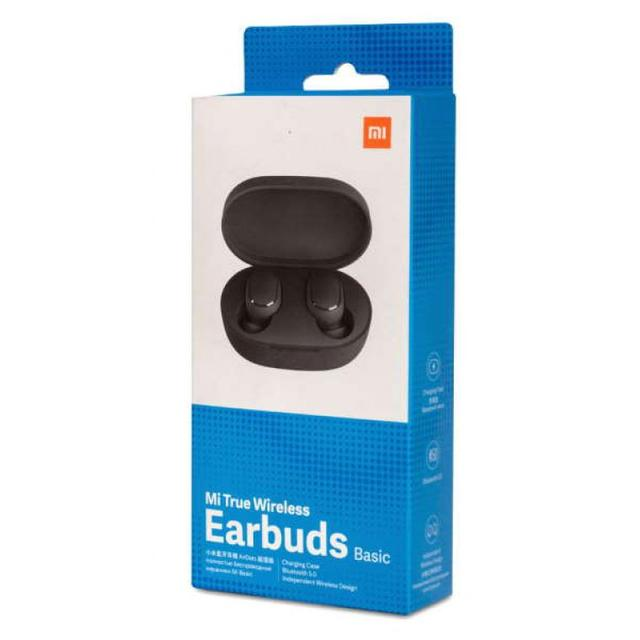 Наушники Mi True Wireless Earbuds Basic  Black