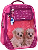 Рюкзак школьный Bagland Отличник 20 л. Малиновый 137д (0058070), фото 1