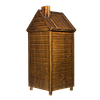 Комплект холодного и горячего копчения из дерева ДК (150х71х63), фото 5