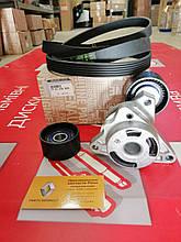 Комплект ремня генератора (+2 ролика) рено Trafic 2 G9U/G9T (Original) -7701475628