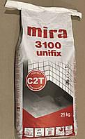 Клей для плитки mira 3100, 25 кг, в Днепре