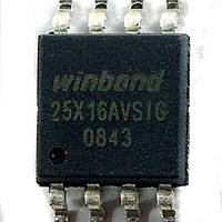 Микросхема Winbond W25X16AV