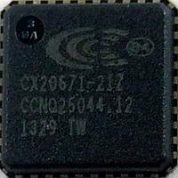 Микросхема Conexant CX20671-21Z