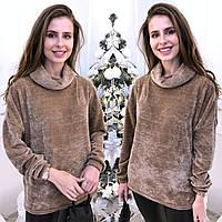 Велюровый свитер, фото 1