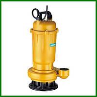 Погружной дренажный насос SHIMGE WQD10-10-0.75L1