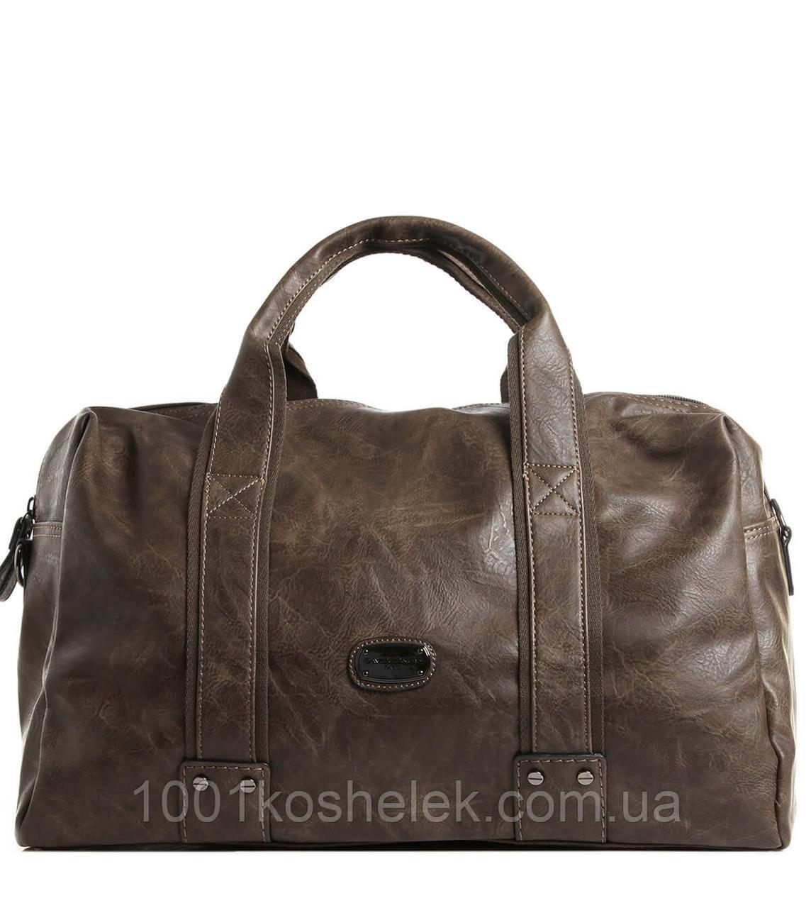 Дорожная сумка David Jones 3941-1 (Хаки)