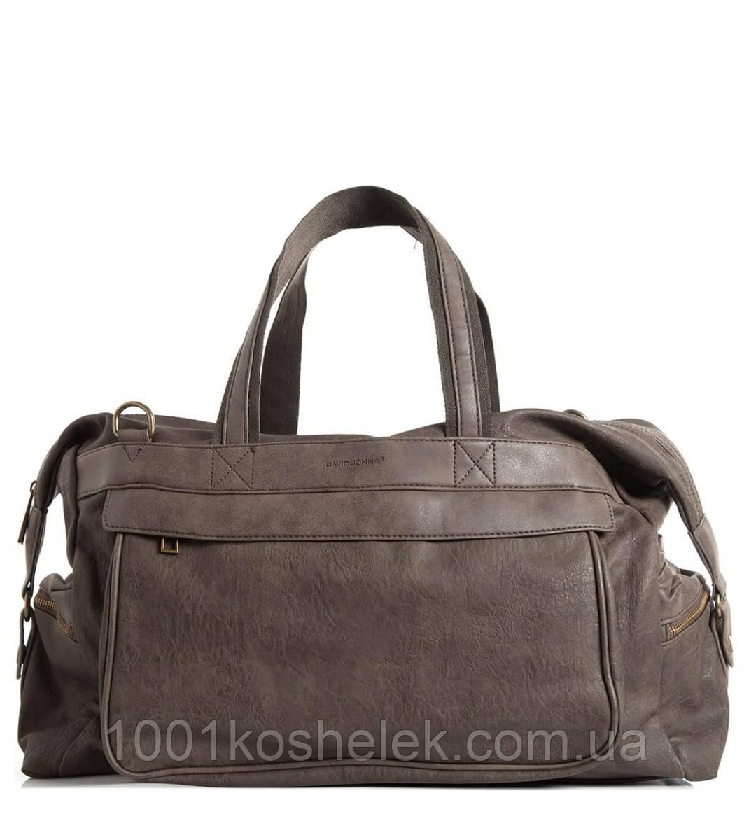 Дорожная сумка David Jones CM0798A (Хаки)