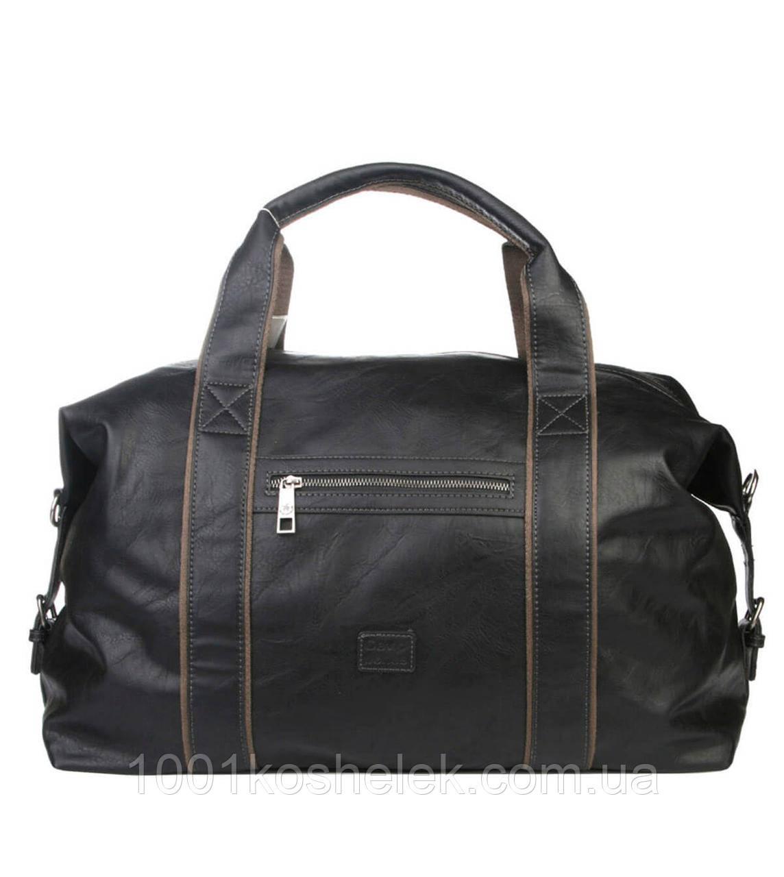 Дорожная сумка David Jones CM3241 (Черный)