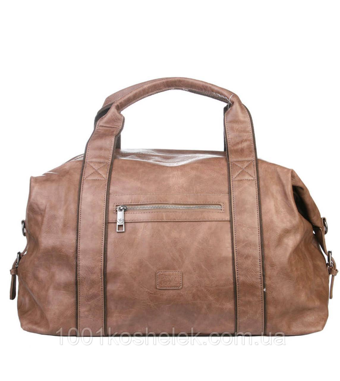 Дорожная сумка David Jones CM3241 (Кемел)