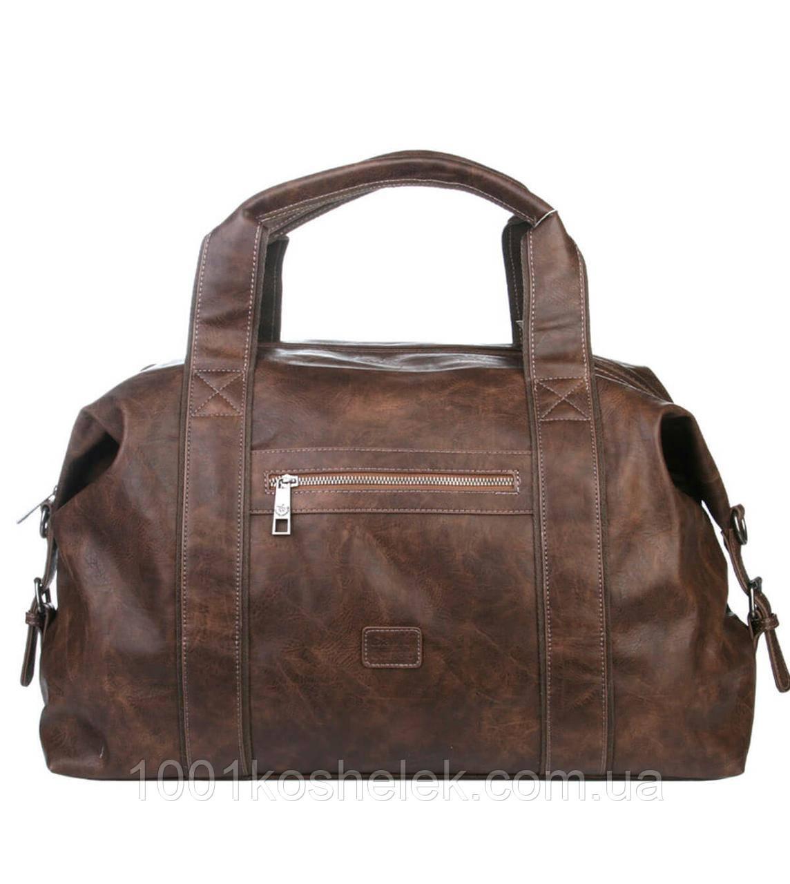 Дорожная сумка David Jones CM3241 (Коричневый)