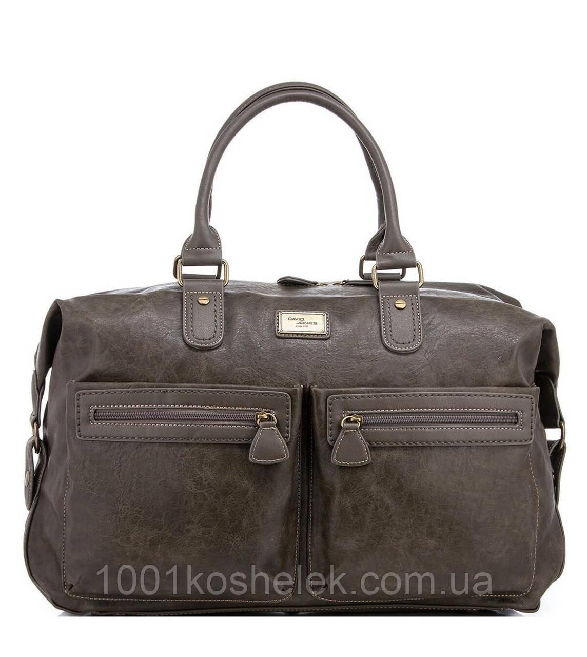 Дорожная сумка David Jones CM3553 (Хаки)