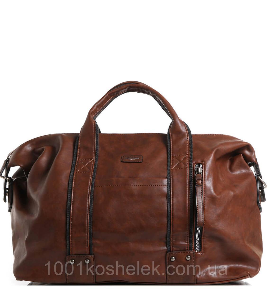 Дорожная сумка David Jones CM3960 (Коричневый)