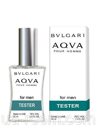 Тестер мужской Bvlgari Aqua Pour Homme, 35 мл., фото 2