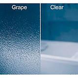 Душевые двери одноэлементные 700х1950 (QP10 700 chrome, grape), фото 2