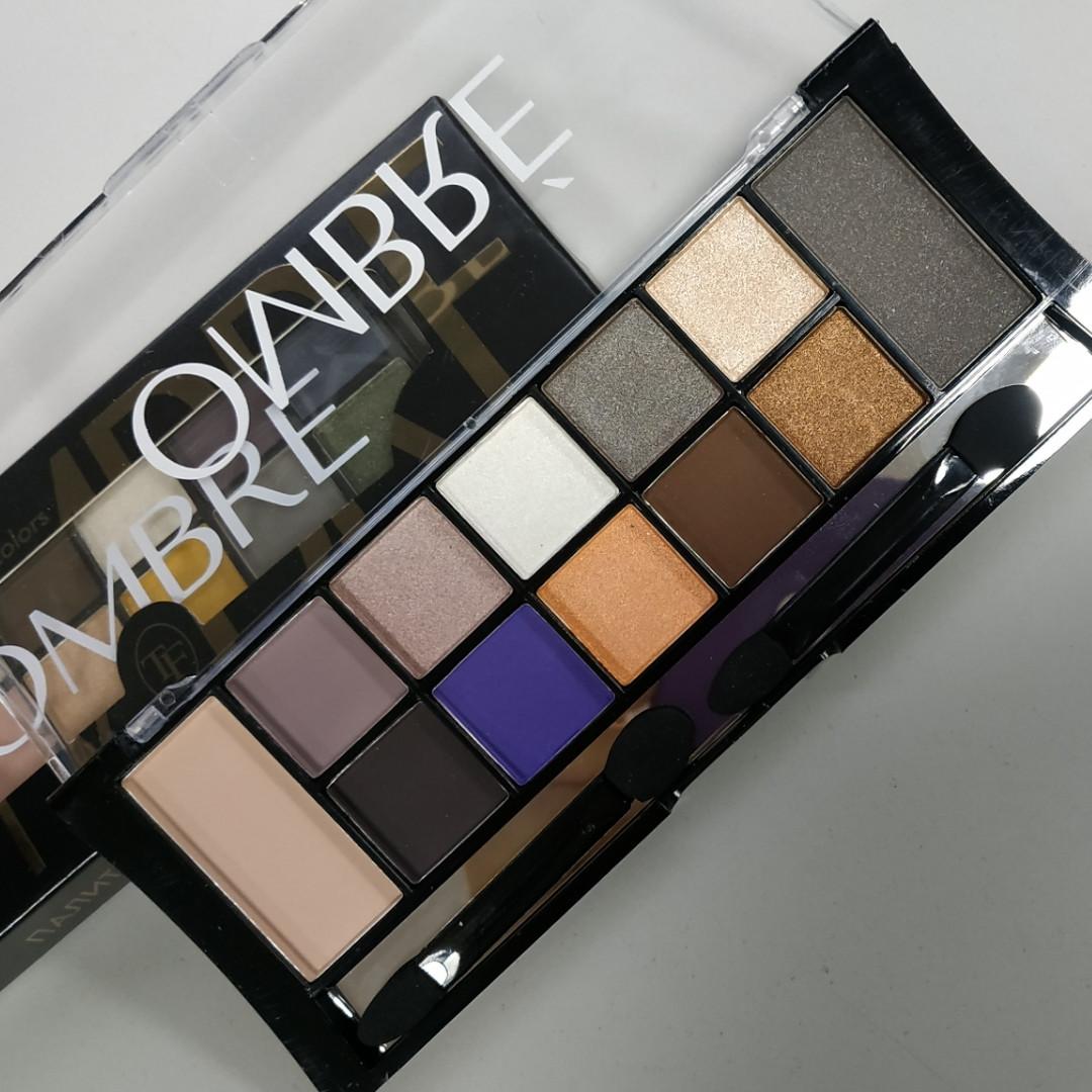 Палетка теней TFCosmetics Ombre Palette Eyeshadow