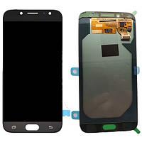 Дисплей Samsung Galaxy J7 2017 SM-J730F Original 100% (Service Pack) Black