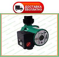 Циркуляционный насос для отопления Wilo 25-6-180 (Польша)