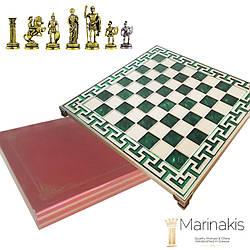 """Шахматы """"Римляне"""" (28х28 см)"""