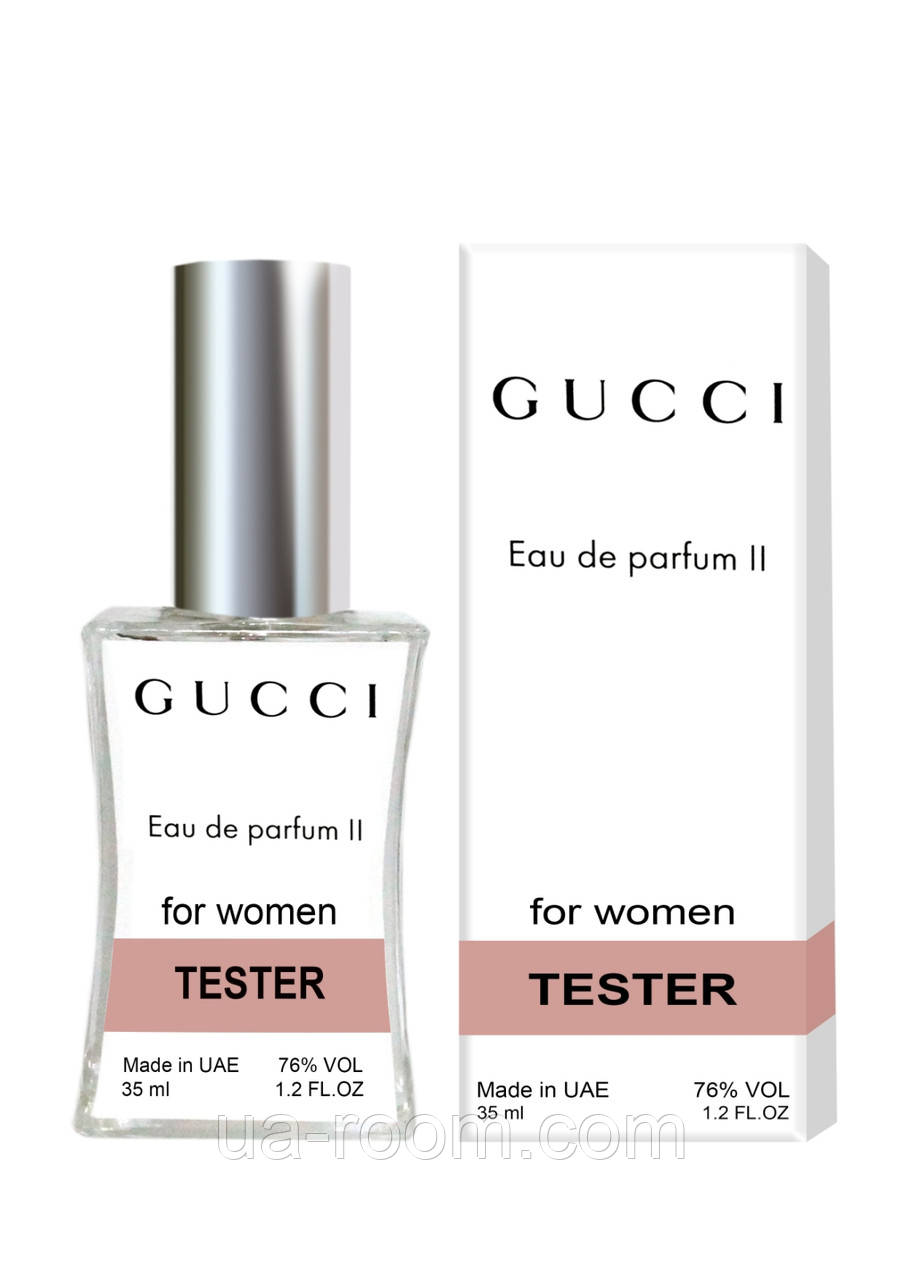 Тестер женский Gucci Eau De Parfum II, 35мл.