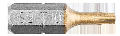 Біти, Насадки, HEX 10 x 25 мм, 2 шт., 57H971, Graphite