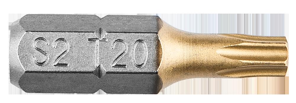 Біти, Насадки, HEX 20 x 25 мм, 2 шт., 57H973, Graphite