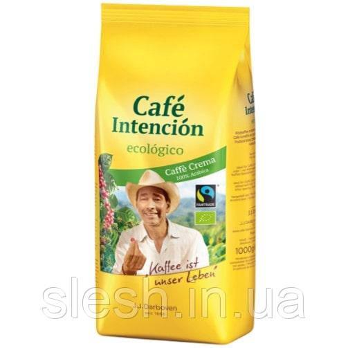 Кофе в зернах Cafe Intencion Ecologico Caffe Crema
