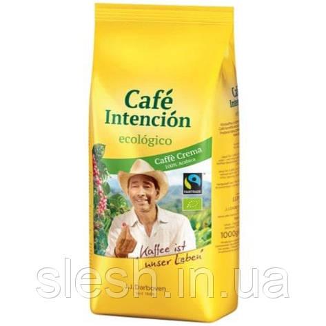 Кофе в зернах Cafe Intencion Ecologico Caffe Crema, фото 2