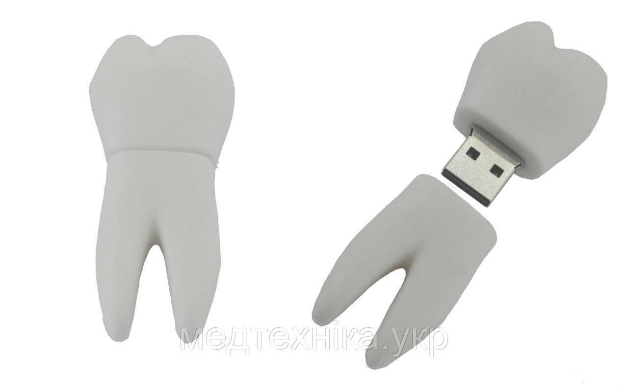 USB-флешка Зуб стоматологическая 32 Гб.