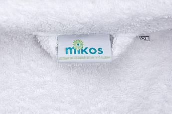 Женский халат L, махровый,белый,100% хлопок, фото 3