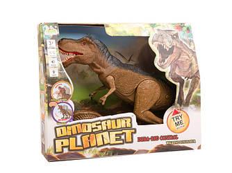 Интерактивный динозавр на радиоуправлении
