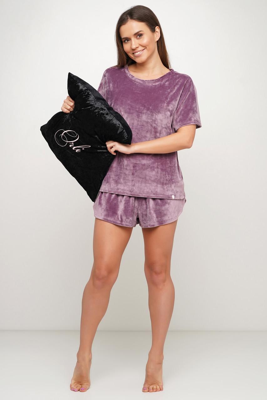 Махрова жіноча піжама
