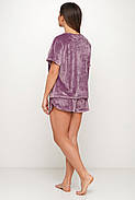 Махрова жіноча піжама, фото 2