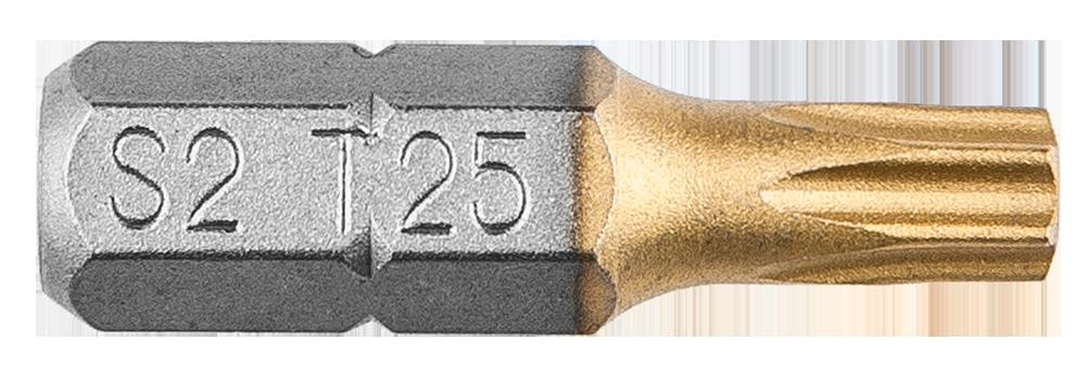 Біти, Насадки, HEX 25 x 25 мм, 2 шт., 57H974, Graphite
