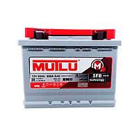 Аккумулятор Mutlu 60Ah,SAE 600, L, SFB Series2 (Мутлу Turkey) автомобильный Работаем с НДС