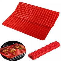 Силіконовий килимок для м'яса та випічки (37*27 см), фото 1