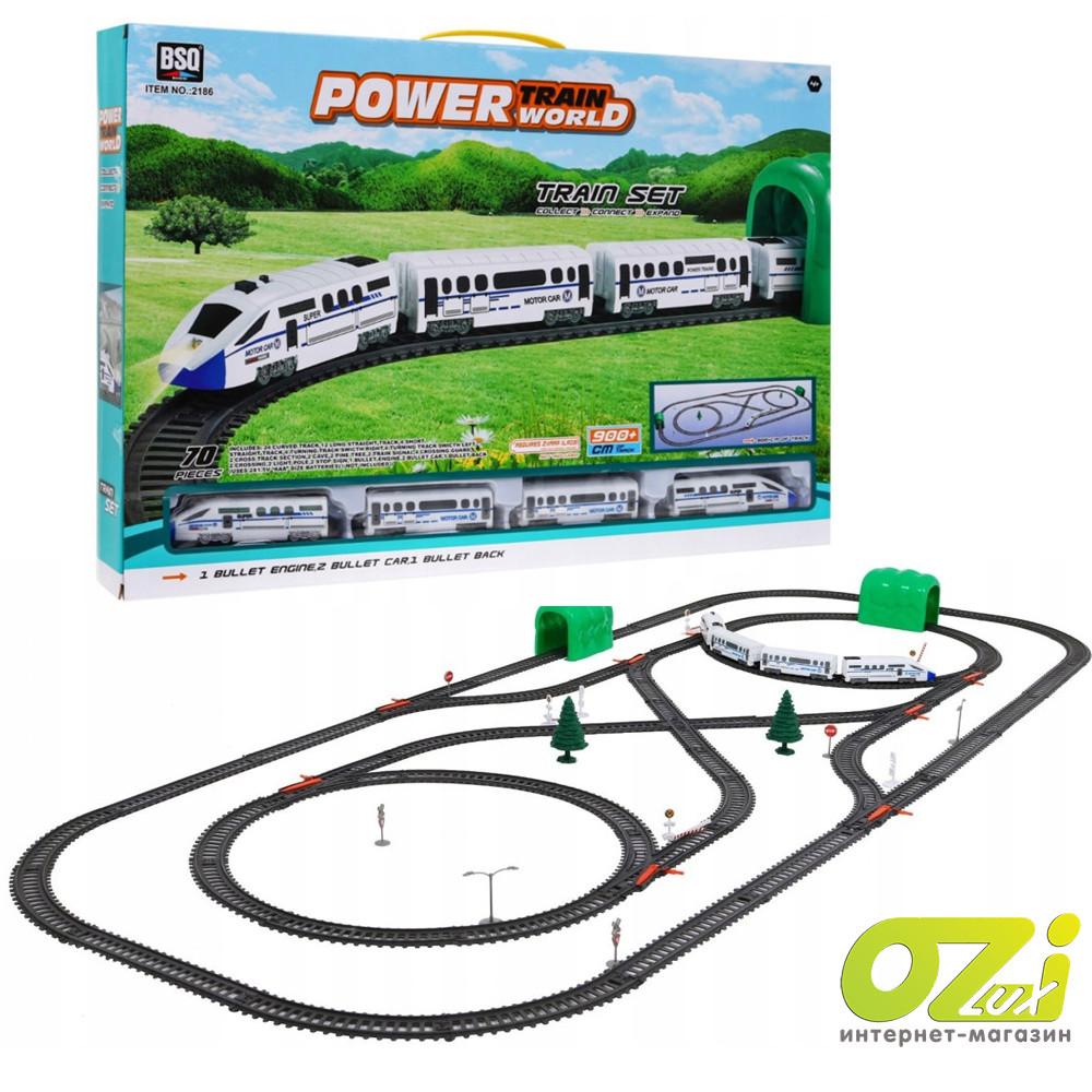 Детская железная дорога BSQ 2186