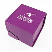 Фирменная коробка для колец Xuping