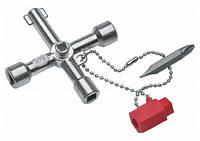 """Ключ универсальный для распределительных шкафов """"ELECTRO"""" NWS  2005-1-SB (Германия)"""