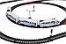 Детская железная дорога BSQ 2186, фото 4