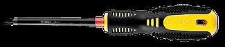 Викрутка хрестова PZ2 x 100 мм, 39D831, Topex