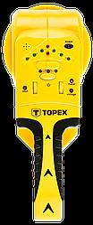 Детектор 3 в 1 для дерева/напряжения/металла, 94W120, Topex
